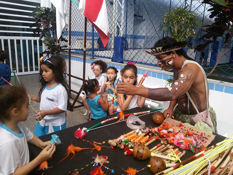Dia do Índio – EF1