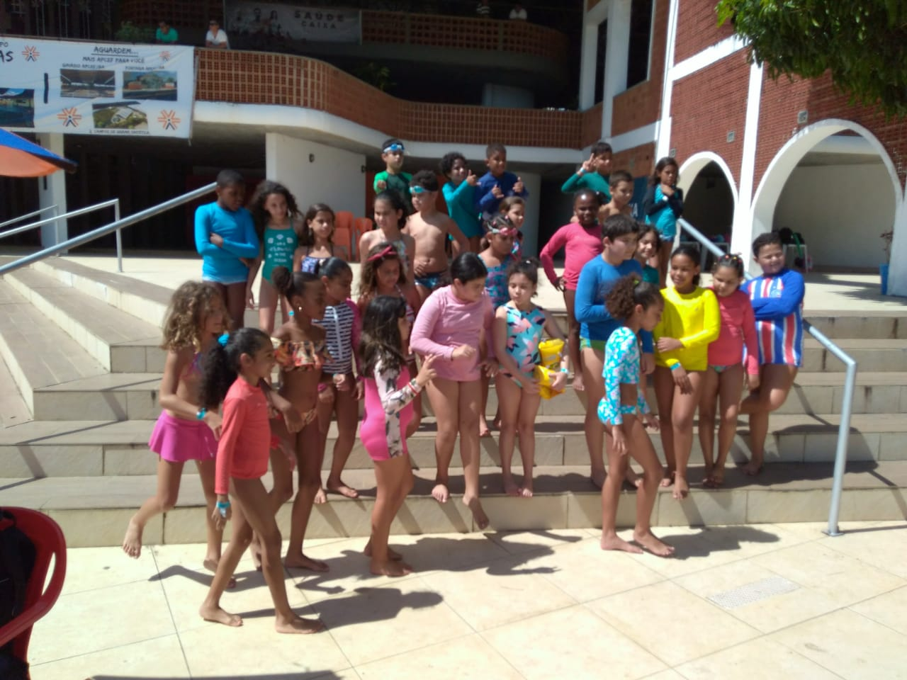 Confraternização – 2º e 3º Anos EF1